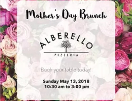 Celebrate Mother's day with our new brunch menu